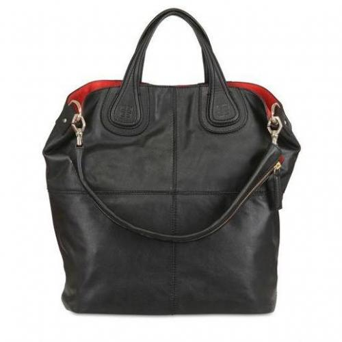 Givenchy - Nightingale Shiny Waxy Leder Tasche