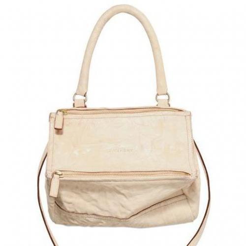 Givenchy - Pandora Kleine Washed Leder Umhängetasche