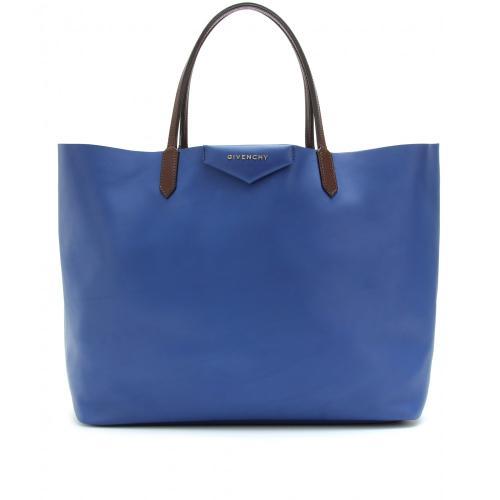 Givenchy Antigona Shopper Blau/Grün