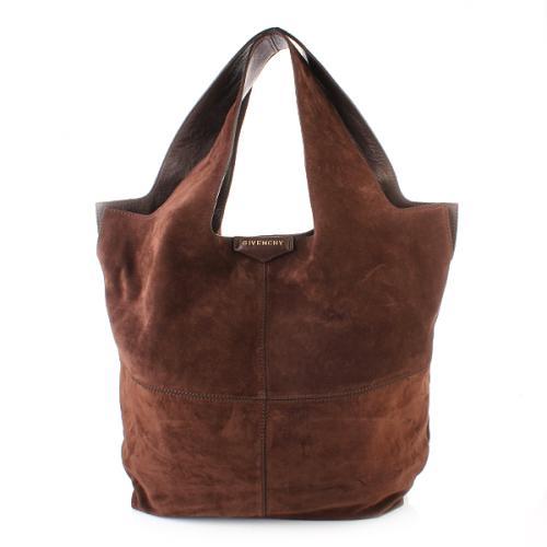 Givenchy Tasche George V Handbag Dark Brown