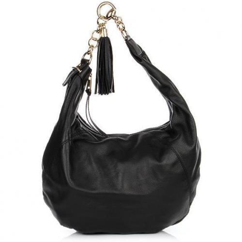 Gucci Hobo-Bag Sienna Black Big