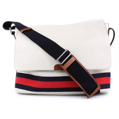 Gucci Shoulder Bag Creme Strap Classic