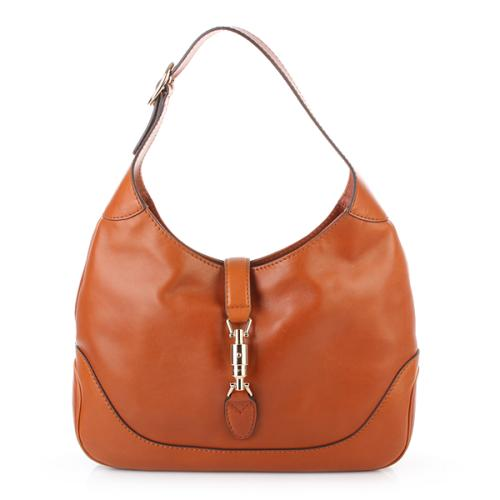 Gucci Jackie Saddle Soft Lux Orange