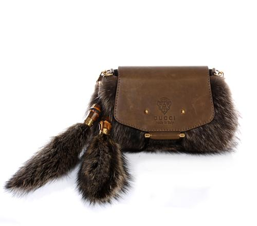Gucci Smilla Fell Handtasche 2012