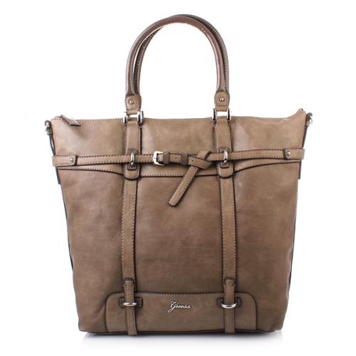 Guess Avera Tote Taupe