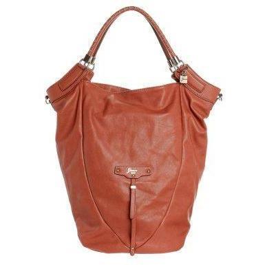 Guess BELTON Handtasche rust