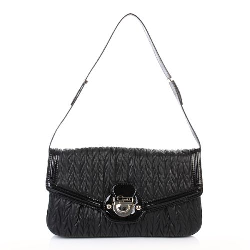 Guess Brigitte Small Flap Black