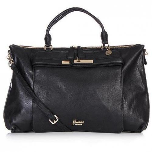 Guess Cheyanne Overnight Bag Black