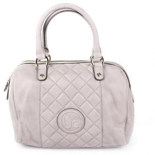 Guess Collection Dazzling Box Bag Stone Leather