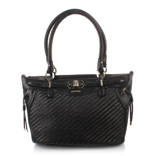 MULTIFEED_START_3_Guess Mauritius Small Carryall BlackMULTIFEED_END_3_