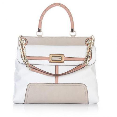 Guess Sauvage Top Handle Satchel