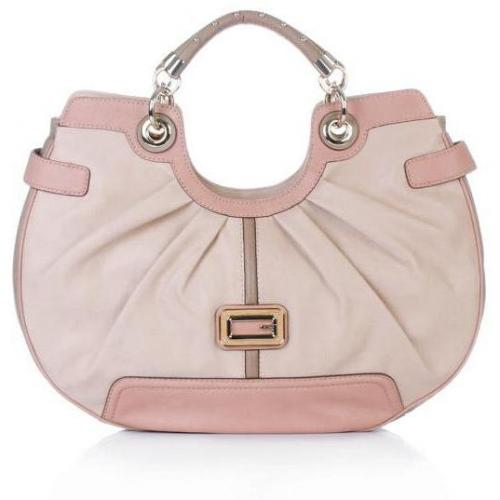 Guess Sauvage Tulip Tote Beige