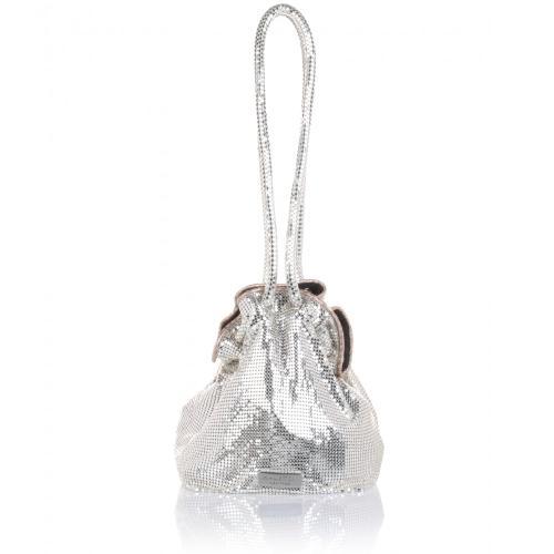 Halston Heritage Sabrina Bag Grau/Metallic