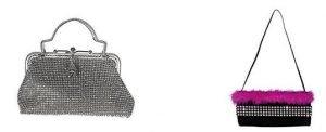 Handtaschen im 20er Jahre Stil