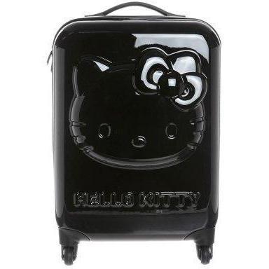 Hello Kitty Trolley schwarz