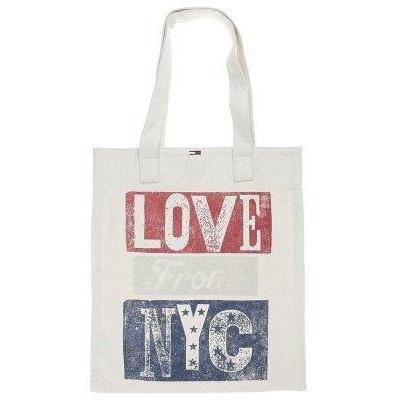 Hilfiger Denim RUBY Shopping Bag natural