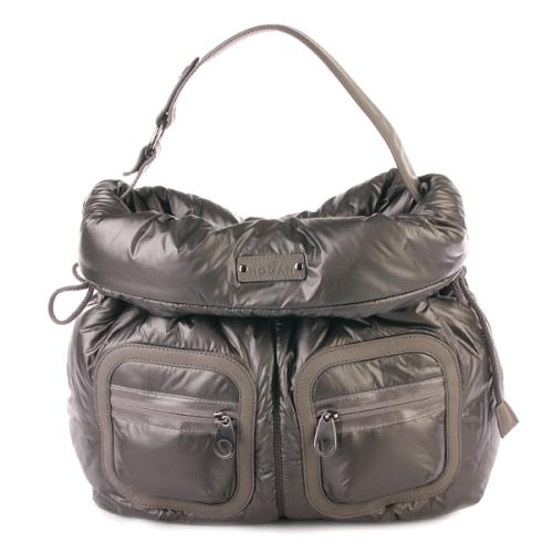 Hogan Curled Bag Trend Grigio