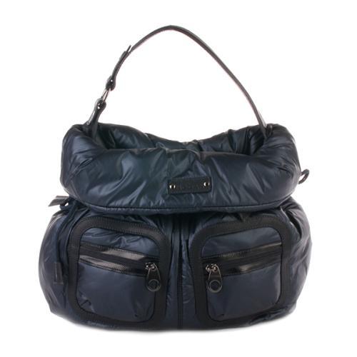Hogan Curled Bag Trend Blau