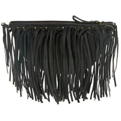 House of Harlow Clutch black