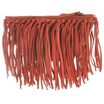 House of Harlow Clutch red