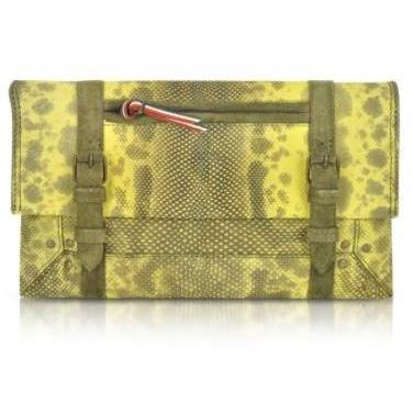 Jerome Dreyfuss Leon - Lederclutch