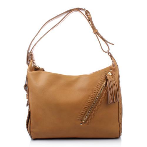 Jimmy Choo Lily Blonde Tasche