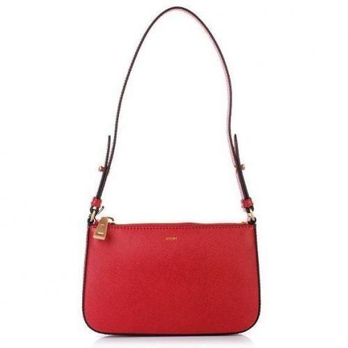 JOOP Eunike Saffiano Shoulder Bag Red