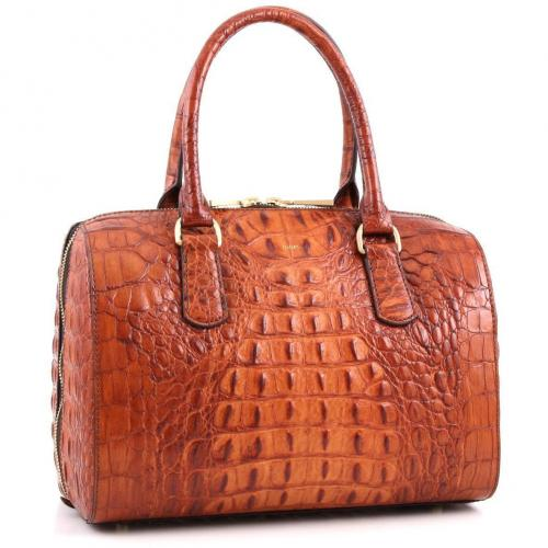 Joop New Versailles Hemera Shopper Leder cognac