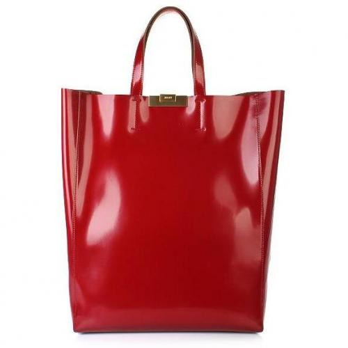 JOOP Sinope Double Face Tote Red