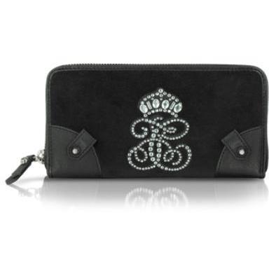 Juicy Couture All Hail Brieftasche aus Samt