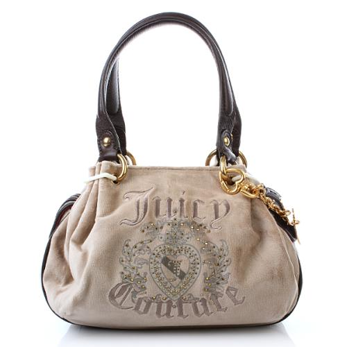 Juicy Couture Tasche Baby Fluffy New Camel