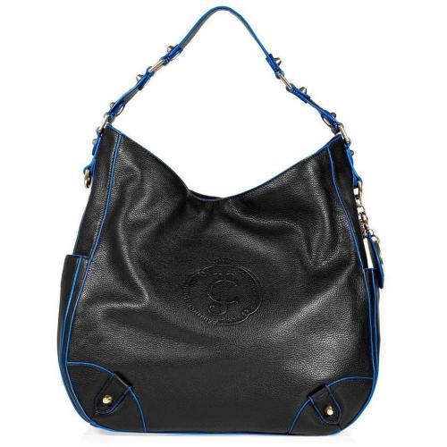 Juicy Couture Black Erin-Essentially Everyday Shoulder Bag