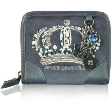 Juicy Couture Crown of Couture - Kleine französische Börse
