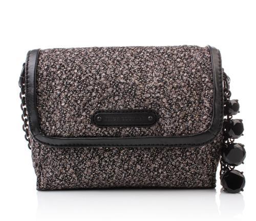 MULTIFEED_START_3_Juicy Couture Flap Bag BlackMULTIFEED_END_3_