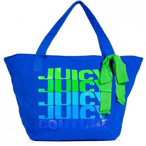 Juicy Couture Lazuli Juicy X3 Gen Y Zip Tote