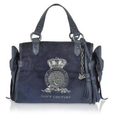 Juicy Couture Prettys Day Miss Daydreamer - Handtasche aus Baumwolle