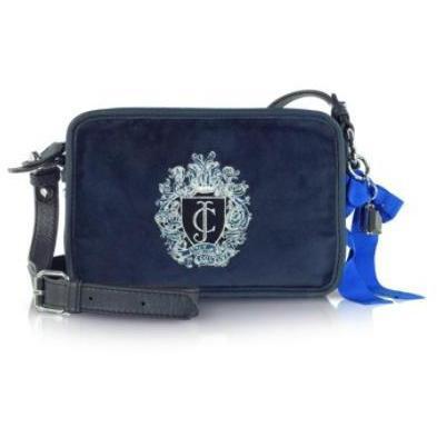 Juicy Couture Regalia Frannie - Schultertasche aus Samt