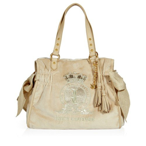 Juicy Couture Almond Ms. Daydreamer - A Pretty Day Tasche