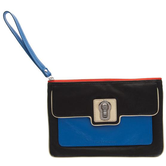 Juicy Couture Color Block Wristlet