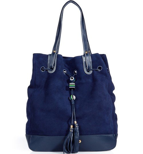 Juicy Couture Regal Amy Swing It Suede Tasche