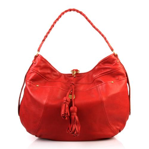 Juicy Couture Tasche Louise Cherry Kirschrot