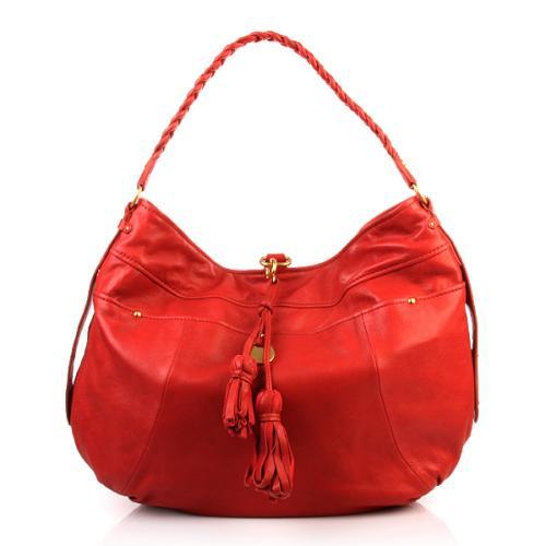 Juicy Couture Tasche Louise Cherry Kirschrot