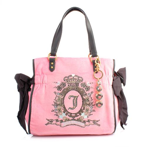 Juicy Couture Handtasche Ms. Daydreamer Pink Candy