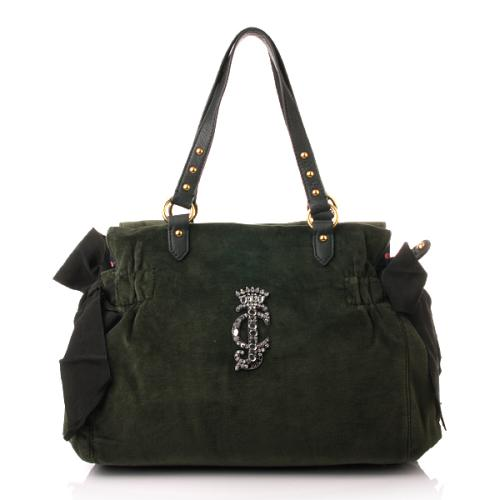 Juicy Couture Bag Ms. Daydreamer Distant Pine