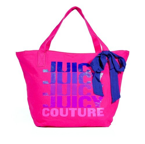 Juicy Couture Tote Bag Juicy X3 Gen Y Pink
