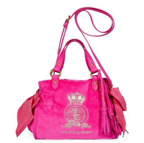 Juicy Couture Tasche Pink Miss Daydreamer