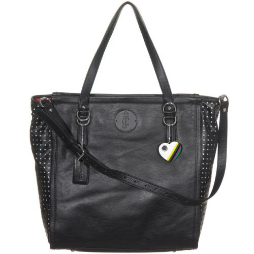 Juicy Couture Punched Up Paisley Tote