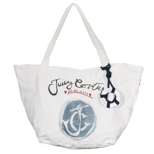 Juicy Couture Sailor Heart Off-White