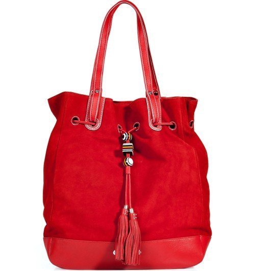 Juicy Couture Tasche Rot