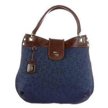 Just Cavalli Handtasche blau